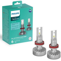 Автолампа Philips H8/Р11/H16 Ultinon Led(11366ULWX2)