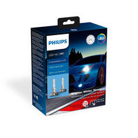 Автолампа Philips H1 X-treme Ultinon Led (11258XUX2)