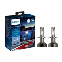 Автолампа Philips H4 X-treme Ultinon Led (11342XUWX2)